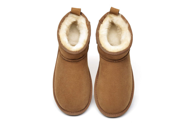 UGG Boots - AS UGG Unisex Mini Classic Boots Terry ?id=14128956702778