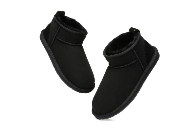 AS UGG Unisex Mini Classic Boots Terry