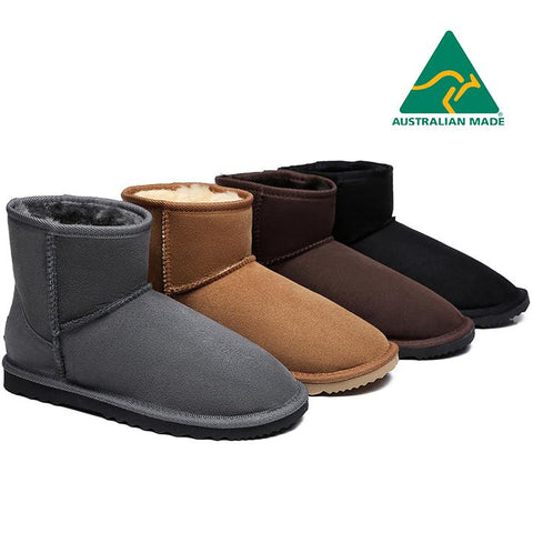 UGG Boots - AS Unisex Mini Classic Australian Made UGG Boots ?id=27929735921722
