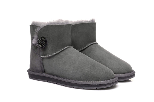 UGG Boots Australia Premium Double Face Sheepskin Mini Button,Water Resistant #15702 (7188435015) ?id=13198983594042