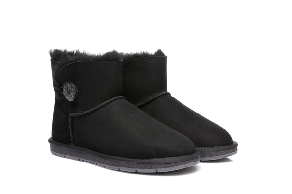 UGG Boots Australia Premium Double Face Sheepskin Mini Button,Water Resistant #15702 (7188435015) ?id=13198984642618
