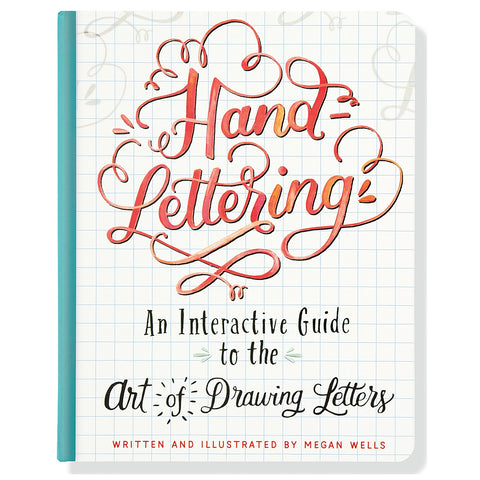 HAND-LETTERING GUIDEBOOK BY MEGAN WELLS
