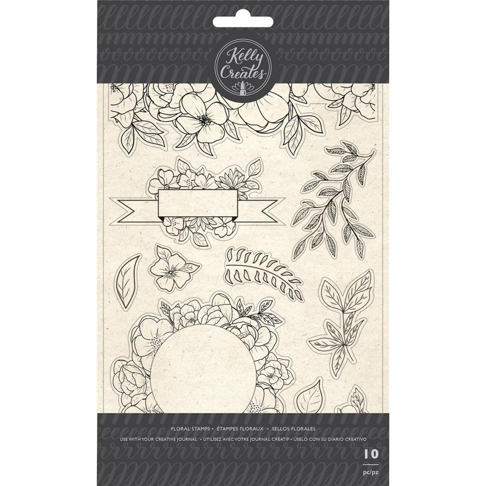 CLEAR STAMPS : FLORAL