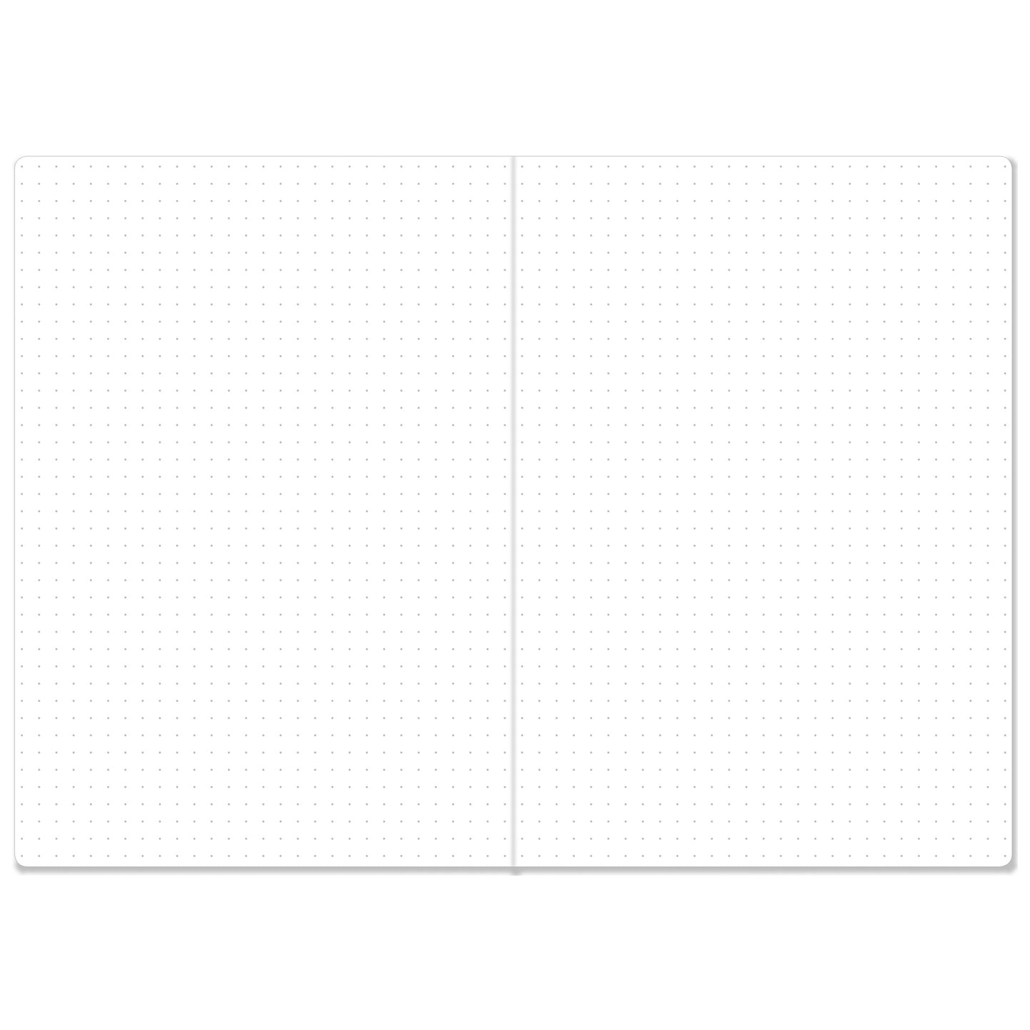 A5 DOT GRID NOTEBOOK : NEVERTHELESS, SHE PERSISTED