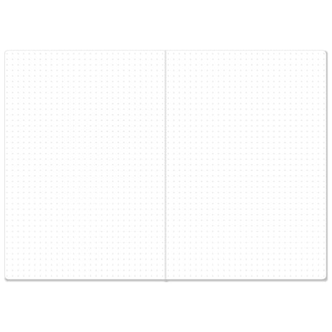 NEVERTHELESS, SHE PERSISTED A5 DOT GRID NOTEBOOK