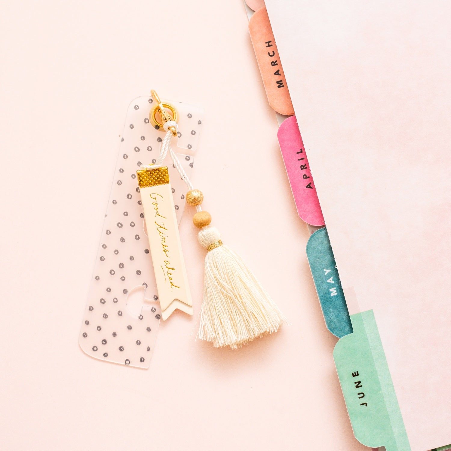 MAGGIE HOLMES DAY-TO-DAY CHARM BOOKMARK : BANNER