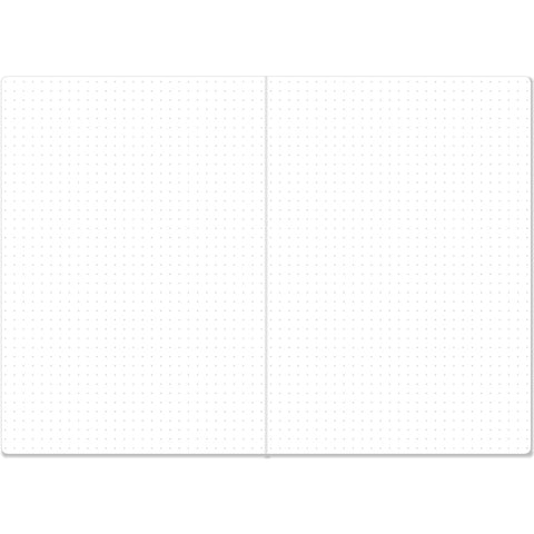 A5 DOT GRID NOTEBOOK : GALAXY