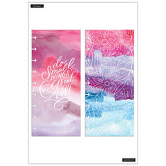 SNAP-IN ENVELOPES - WATERCOLOUR : CLASSIC HAPPY PLANNER
