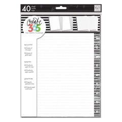 BIG HAPPY PLANNER NOTE & GRAPH PAPER - WASHIGANG AUSTRALIA