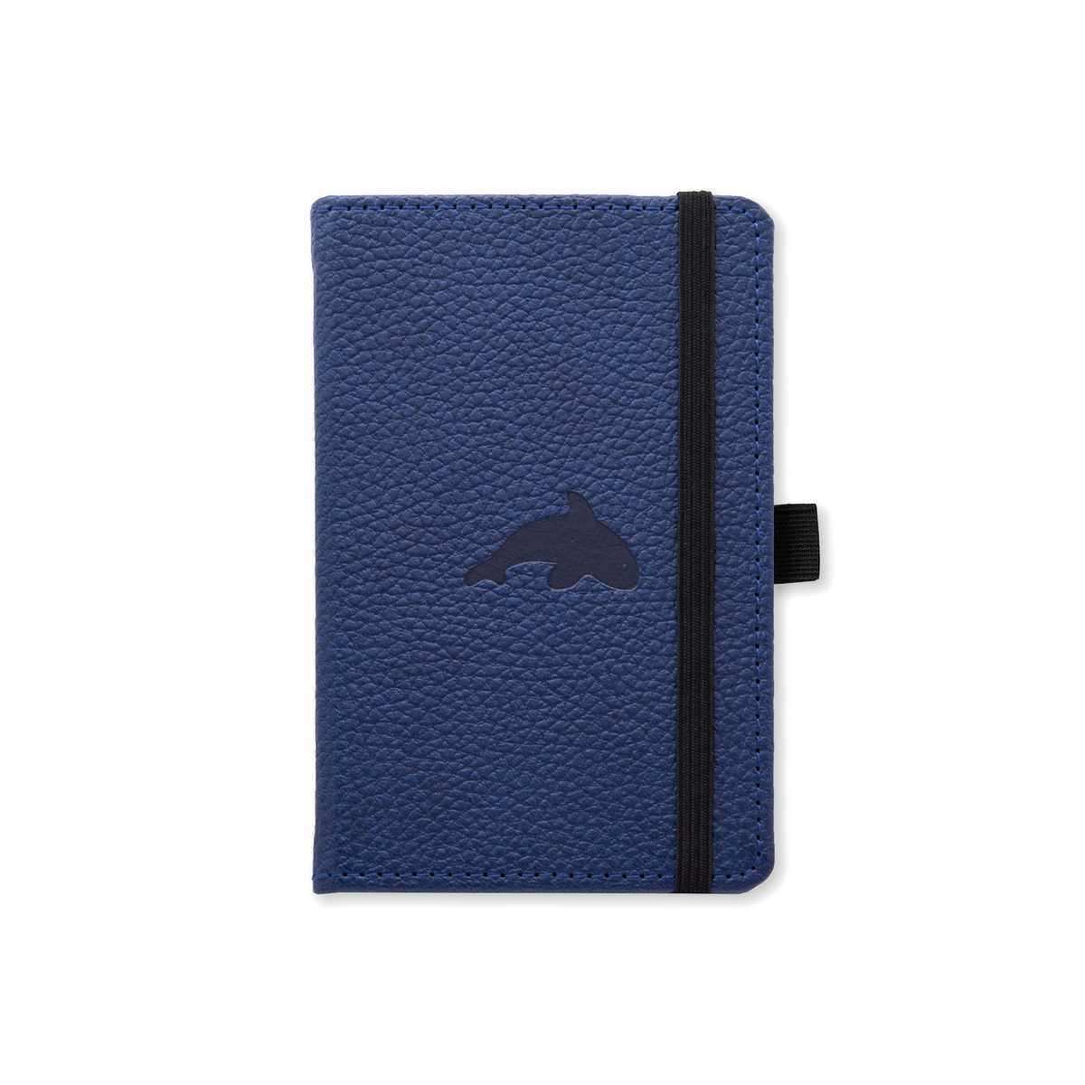 POCKET DOT GRID NOTEBOOK - WILDLIFE COLLECTION - BLUE WHALE