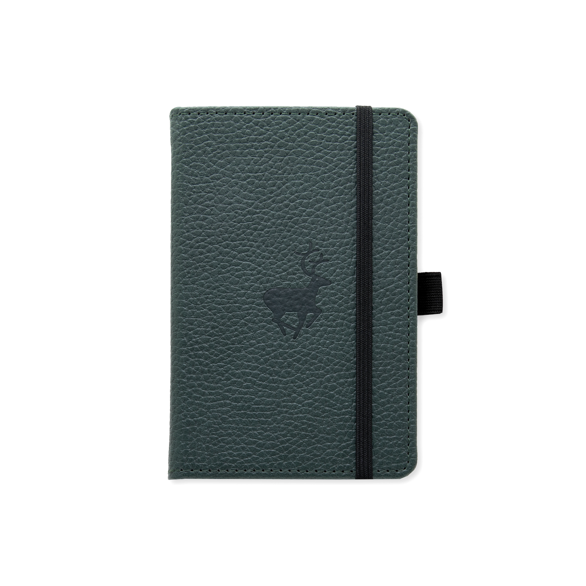 POCKET DOT GRID NOTEBOOK - WILDLIFE COLLECTION - GREEN DEER