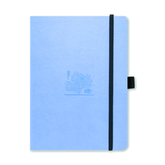 A5+ DOT GRID NOTEBOOK - EARTH COLLECTION - GREAT BARRIER REEF