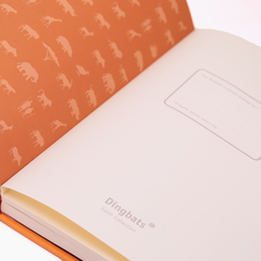 A5+ DOT GRID NOTEBOOK - EARTH COLLECTION - SERENGETI