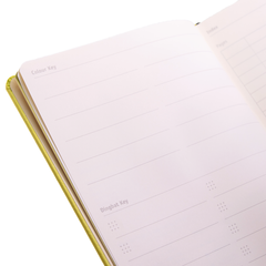 A5+ DOT GRID NOTEBOOK - EARTH COLLECTION - ARCTIC