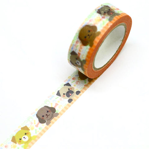 DOG MASKING TAPE - FROM JAPAN!