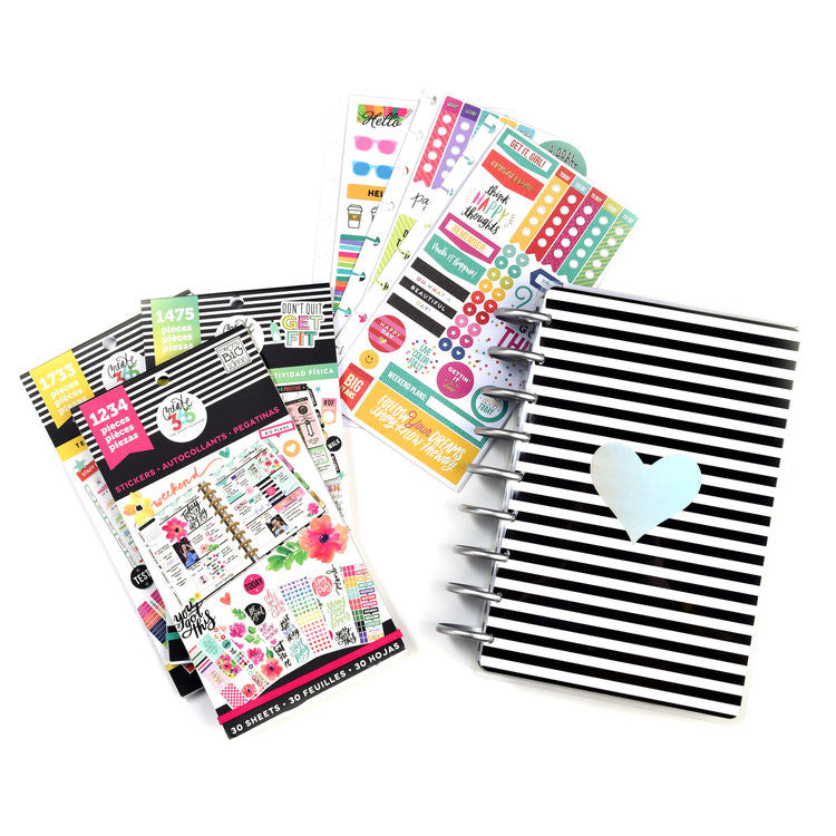 PLANNER STICKER STORAGE BOOK - HAPPY PLANNER - ME & MY BIG IDEAS