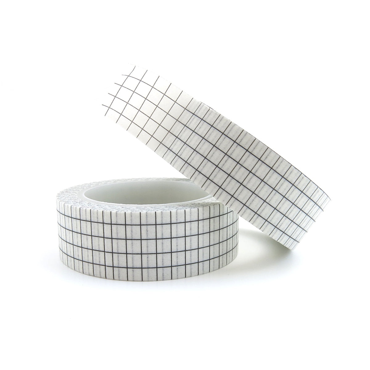GRID WASHI TAPE : WHITE