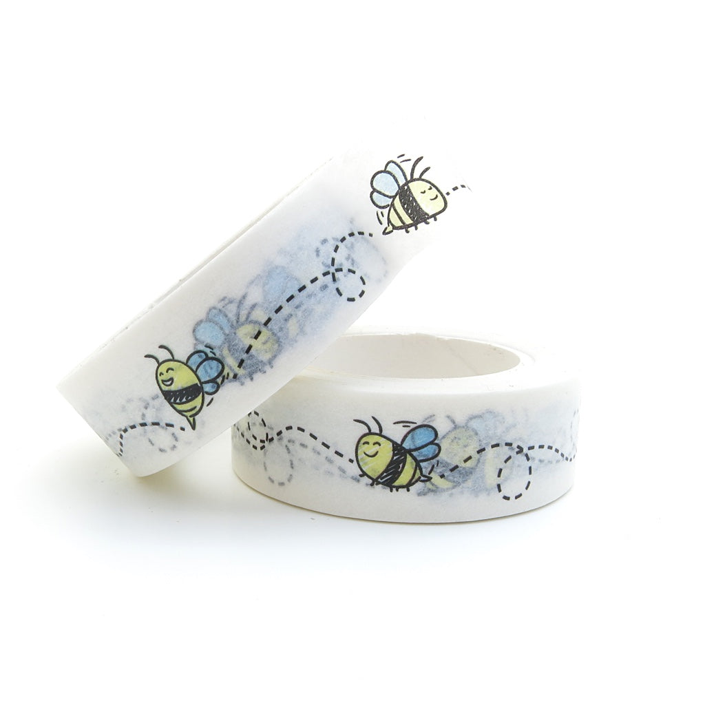 BUZZING BEE WASHI TAPE