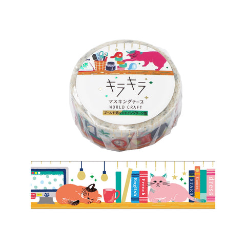 CAT WASHI TAPE - FROM JAPAN!