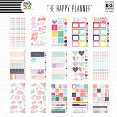 HAPPY PLANNER VALUE PACK STICKERS : MINI : CHOOSE HAPPY
