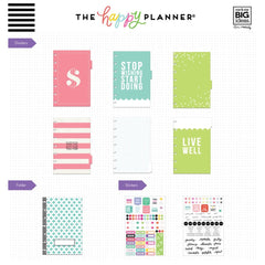 **PRE-ORDER** BUDGET EXTENSION PACK : MINI HAPPY PLANNER