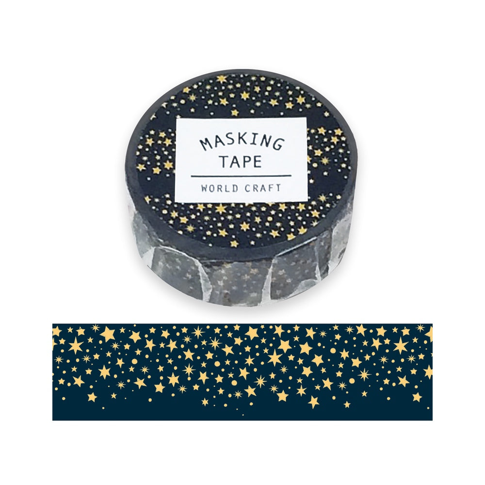 WASHI TAPE : STARLIGHTS