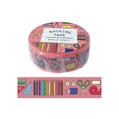 WASHI TAPE : STATIONERY