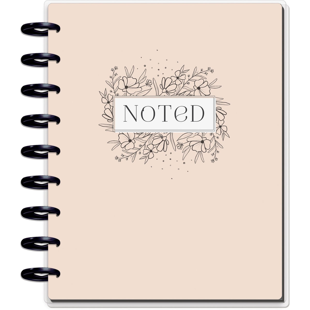 HAPPY PLANNER CLASSIC GUIDED JOURNAL : NOTED