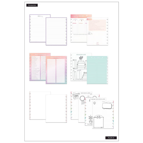 HAPPY PLANNER CLASSIC PLANNER COMPANION : DIGITAL DETOX