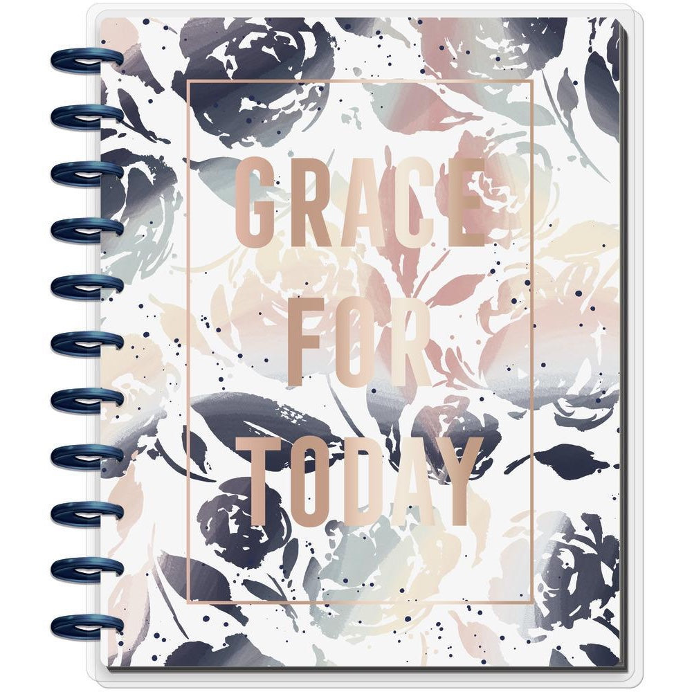 HAPPY NOTES BIG NOTEBOOK : GRACE FOR TODAY (FAITH)
