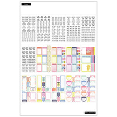 HAPPY PLANNER VALUE PACK STICKERS : CLASSIC : LOL QUOTES