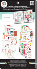 HAPPY MEMORY KEEPING VALUE PACK STICKERS : BIG : A YEAR OF MEMORIES
