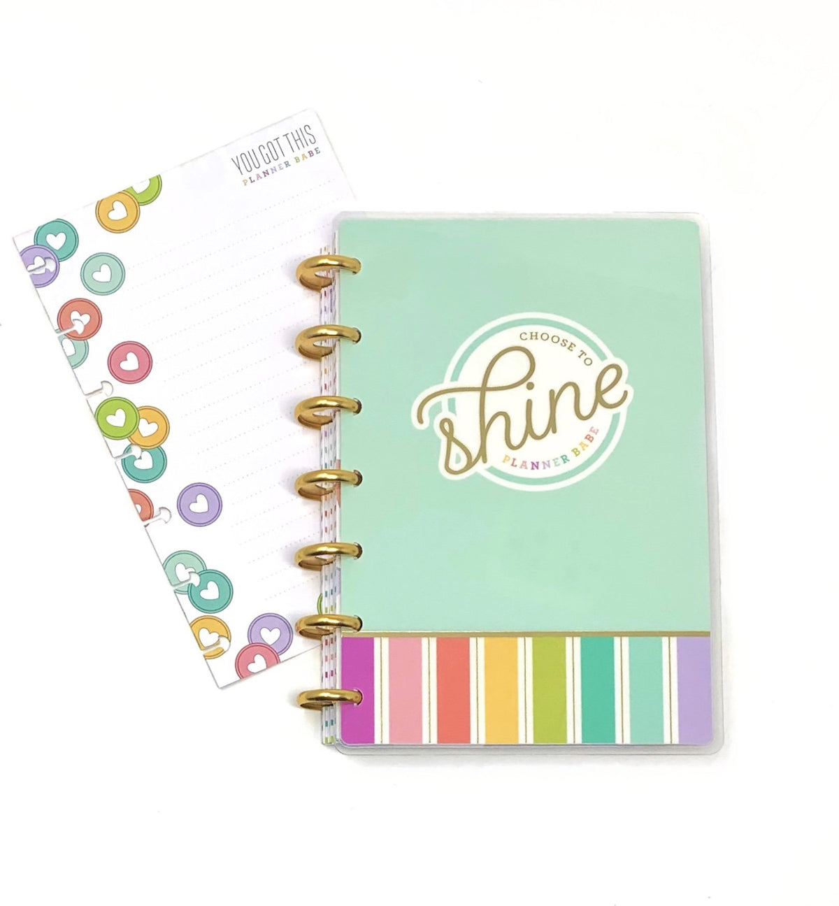 NOTE PAPER - PLANNER BABE : MINI HAPPY PLANNER