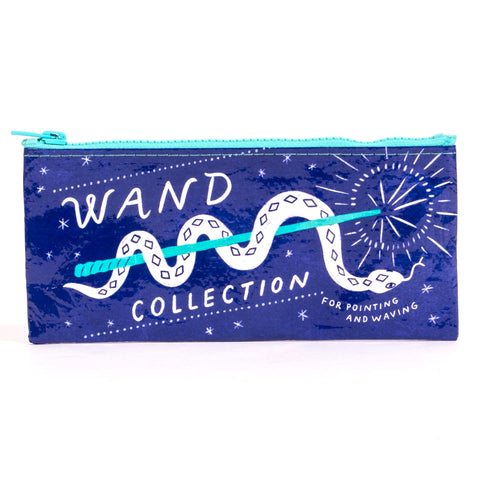 WAND COLLECTION FOR POINTING & WAVING PENCIL CASE