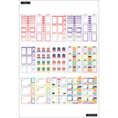 HAPPY PLANNER VALUE PACK STICKERS : CLASSIC : APPOINTMENTS