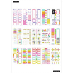 HAPPY PLANNER VALUE PACK STICKERS : CLASSIC : LIVE CREATIVELY
