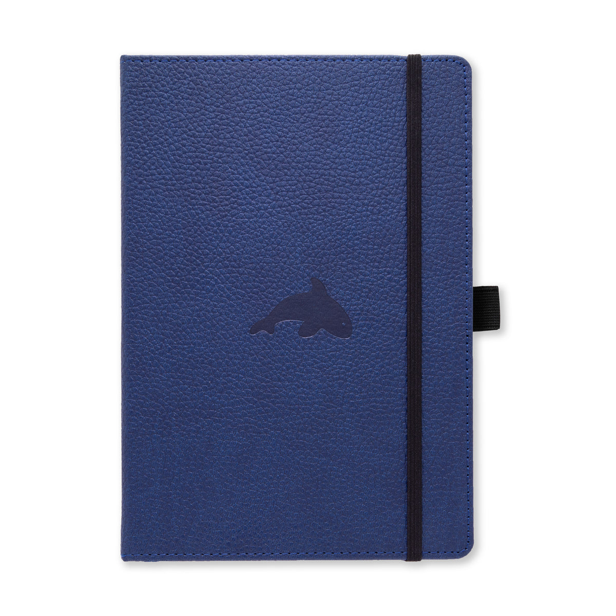 A5+ DOT GRID NOTEBOOK - WILDLIFE COLLECTION - BLUE WHALE