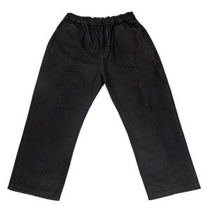5 POCKETS FATIUGE PANT BLACK