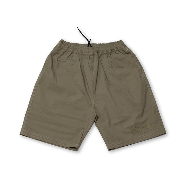 METAL RIP STOCK SHORTS GREY