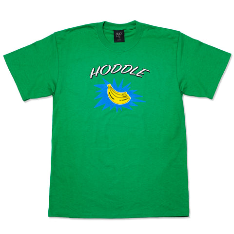 BANANAS TEE GREEN
