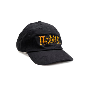 """LOGO FLASH"" HAT BLACK"