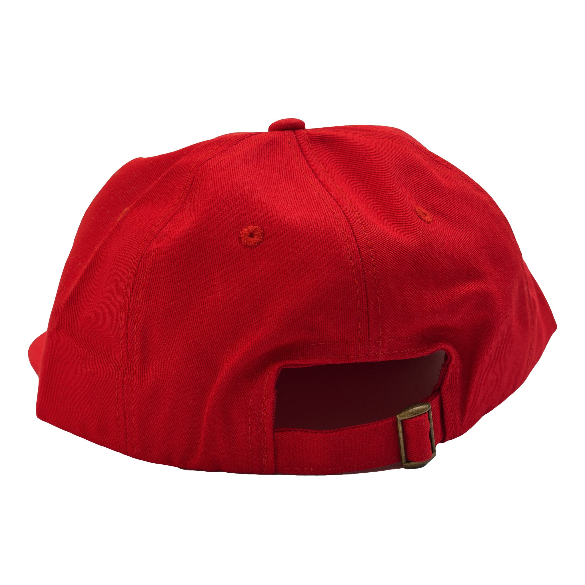 "HODDLE ""LOGO"" CAP RED"