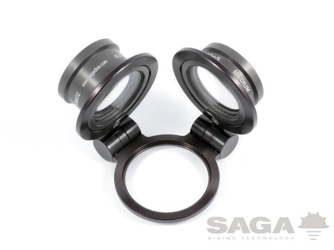 SAGA 151 DOUBLE FOLDING LENS SUPPORT M67