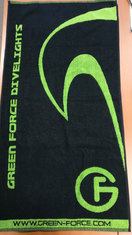 Handdoek Green Force