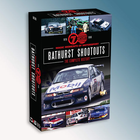 Bathurst Shootouts 1978 to 1996 DVD Box Set
