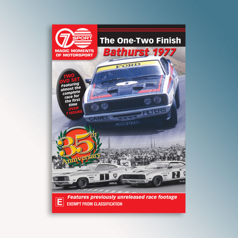 Bathurst 1977 The One-Two Finish DVD