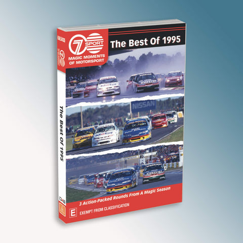 The Best of 1995 DVD (PRE-ORDER)