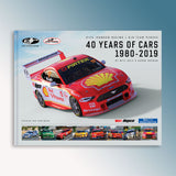 Dick Johnson Racing/DJR Team Penske 40 Years of Cars 1980-2019