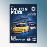 The Falcon Files - Limited Edition Collector's Edition 240 Page Magazine