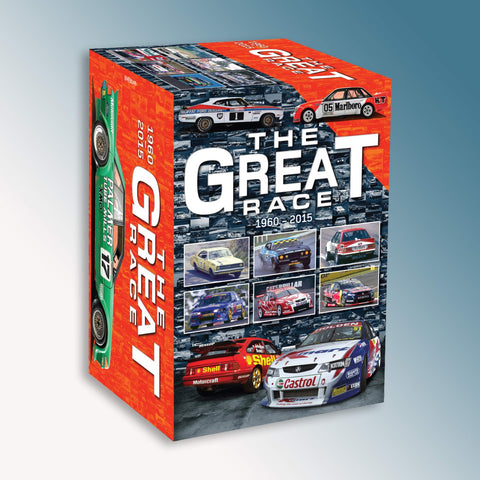 The Great Race 1960-2015 DVD Box Set